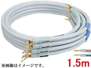 SUPRA/スープラ Sword M6 B/B(バナナプラグ) 1.5m (ペア)