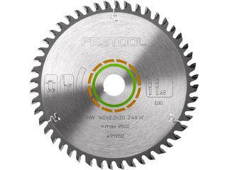 FESTOOL/フェスツール ソーブレイド 木ファイン HW160x2.2x20 W48 491952