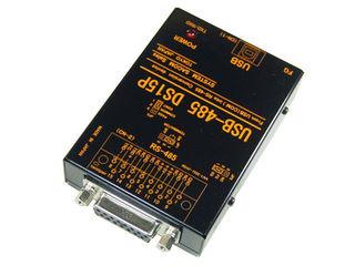 システムサコム工業 USB(COMポート)⇔RS485変換ユニット USB-485 DS15P