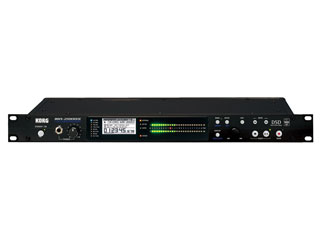 KORG/コルグ 【MR-2000S-BK-SSD】 MR-2000S (BK/ブラック) SSD搭載 【1BIT STUDIO RECORDER/1ビットスタジオレコーダー】