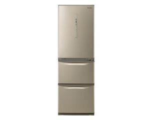 【標準配送設置無料!】 Panasonic/パナソニック 【まごころ配送】NR-C37HC-N ノンフロン冷凍冷蔵庫 [右開きタイプ]【365L】(シルキーゴールド)
