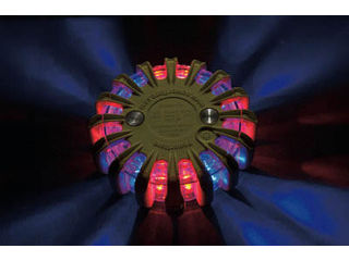PowerFlare/パワーフレア セーフティライト 赤・青 PF210RBY