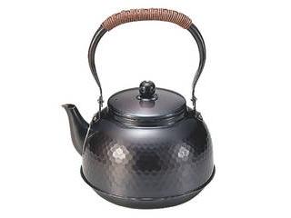 BC-7 銅(黒銅仕上)湯沸し 2.3L