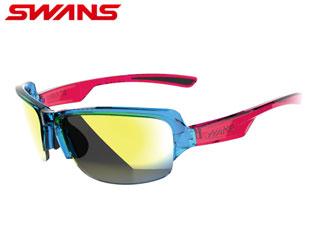SWANS/スワンズ DF-1601(BLPI) DF/ディーエフ (クリアブルー×クリアピンク×クリアピンク) 【ミラーレンズ】