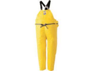 LOGOS/ロゴスコーポレーション マリンエクセル 胸当て付きズボン膝当て付きサスペンダー式 イエロー3Lサイズ 12063520