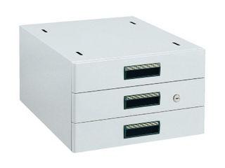 SAKAE/サカエ 【代引不可】作業台用オプションキャビネット NKL-S30GLC