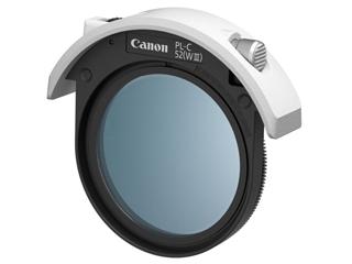 CANON/キヤノン PL-C52(WIII) 52mmドロップイン円偏光フィルター 3050C001