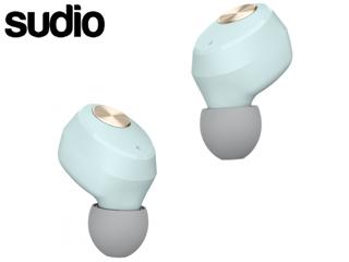 Sudio/スーディオ SD-0028 Blue(パステルブルー) Sudio Niva 完全ワイヤレスイヤフォン