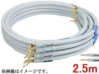 SUPRA/スープラ Sword M6 B/B(バナナプラグ) 2.5m(ペア)
