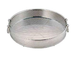 Sampo/三宝産業 UK 18-8 パンチング 手付蒸しザル/60cm