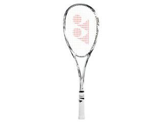 Yonex/ヨネックス ソフトテニスラケット F-LASER 9S(エフレーザー 9S) フレームのみ UL0プラウドホワイト FLR9S-719