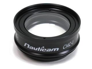 【Nauticam/ノーティカム】 Fisheye/フィッシュアイ 20733 NA コンパクトマクロコンバージョンレンズ CMC-1【Nauticam】