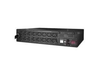 シュナイダーエレクトリック(APC) Rack PDU. Switched. 2U. 30A. 200V. (16) C13 AP7911B