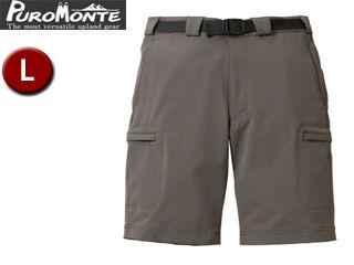 Puromonte/プロモンテ PL154M-CH ショートパンツ 【L】 (チャコール)