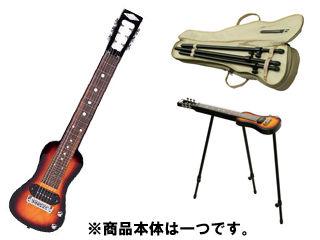 SX GUITAR SX ラップ スチール ギター LG2/3TS 【ギグバッグ付き】【スタンド付属】