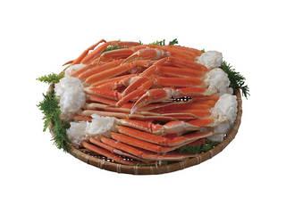 【沖縄県及び離島には配送できません】 船凍ボイルずわいがに脚肉(2kg)