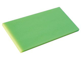 TenRyo/天領まな板 【代引不可】一枚物カラーまな板 K11A 1200×450×20 グリーン