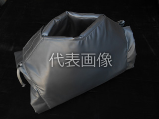 Matex/ジャパンマテックス 【MacThermoCover】グローブバルブ 断熱ジャケット(ガラスニードルマット 20t) 5K-50A
