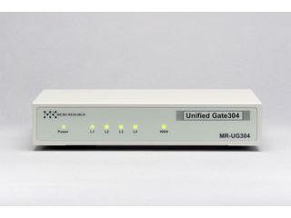 マイクロリサーチ UnifiedGate304 MR-UG304D 納期にお時間がかかる場合があります