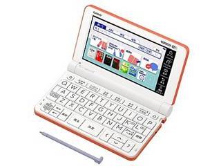 カシオ計算機 電子辞書 EX-word XD-SX4800(220コンテンツ/高校生モデル/オレンジ) XD-SX4800-RG