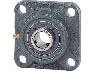 NTN G ベアリングユニット(円筒穴形、止めねじ式)軸径90mm全長280mm全高280mm UCF318D1