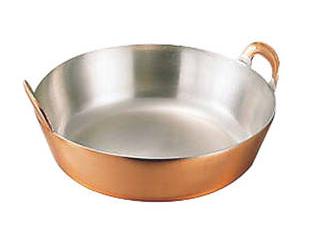 銅揚鍋 42cm
