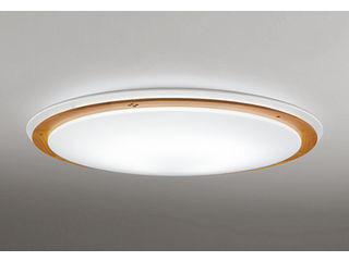 ODELIC/オーデリック OL251285BC LEDシーリングライト 木材(白色・クリア)【~10畳】【Bluetooth 調光・調色】※リモコン別売