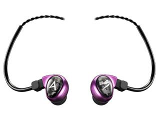 ※限定品のため、完売の際はご容赦下さい。 IRIVER/アイリバー BILLIE-JEAN-PUR JH Audio THE SIREN SERIES-Billie Jean Purple/ビリージーン パープル 【数量限定】 JHオーディオ ユニバーサル インイヤーイヤホン(IME) ビリージーン パープル