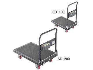 A&D/エー・アンド・デイ 【代引不可】カートスケール SDシリーズ SD-200