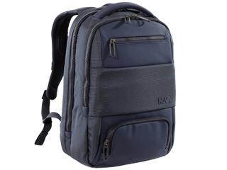 NAVA DESIGN/ナヴァ デザイン PC対応■バックパック 【ブルーインク】最大15.6インチ バッグ ビジネス 鞄 イタリア