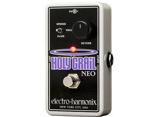 【nightsale】 electro harmonix/エレクトロハーモニクス Holy Grail Neo リバーブ エフェクター 【国内正規品】
