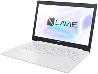 NEC 15.6型ノートPC ラヴィ・スマート LAVIE Smart NS(A) PC-SN26VPDDF-D カームホワイト 単品購入のみ可(取引先倉庫からの出荷のため) クレジットカード決済 代金引換決済のみ