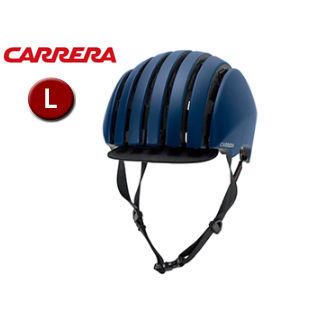 【nightsale】 CARRERA/カレラ FOLDABLE CRIT シティバイクヘルメット 【Lサイズ(M/L)】 (Matte Navy)