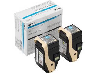 NEC Color MultiWriter 9110C用トナーカートリッジ シアン 2本セット PR-L9110C-13W