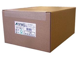 A・one/エーワン レーザープリンタラベル 12面 1000シート入 31161