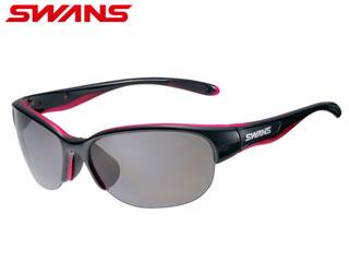 SWANS/スワンズ LN-0051(BK/P) LUNA/ルナ (ブラック×クリアピンク) 【偏光レンズ】