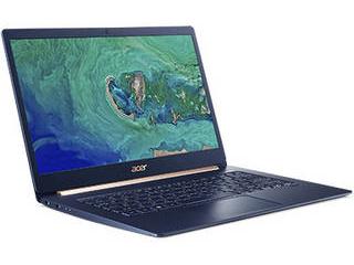Acer エイサー タッチ対応14型ノートPC Swift 5 SF514-53T-H58Y/B (Core i5-8265U/8GB/512G SSD/チャコールブルー)