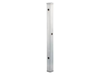 KAKUDAI/カクダイ 624-113 ステンレス水栓柱 (分水孔つき) 70角
