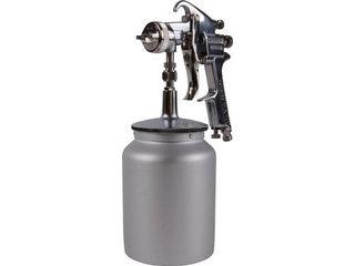TRUSCO/トラスコ中山 スプレーガン吸上式 ノズル径Φ1.8 1Lカップ付セット TSG-508S-18S