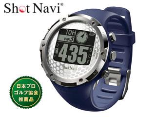 TECHTUIT/テクタイト 【納期未定】W1-FW ShotNavi/ショットナビ 腕時計型タイプ (ネイビー)
