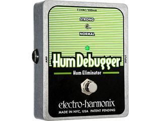 【nightsale】 electro harmonix/エレクトロハーモニクス Hum Debugger ハム・エリミネーター エフェクター 【国内正規品】