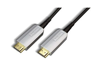 ラトックシステム HDMI光ファイバーケーブル 4K60Hz対応 (10m) RCL-HDAOC4K60-010