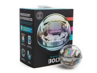 ・STEM教育 Sphero Inc Sphero BOLT アプリ対応のロボットボール K002ASI ・ロボット+プログラミング学習