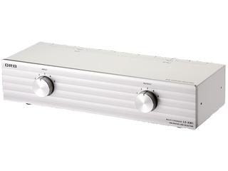 ORB/オーブ LS-XW1 XLRコネクタ バランスケーブル  5chラインセレクター (入力5/出力5タイプ)