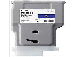 CANON/キヤノン インクタンク 顔料ブルー PFI-206 B 5311B001