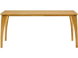 ASAHI/朝日木材【メーカー直送代引不可】 【BOSCO +Plus】【Krone/クローネ】ダイニングテーブル DT84015Q-PN800 ナチュラル 【同梱不可】 【沖縄・九州・北海道・離島お届け不可/配送時間指定不可】