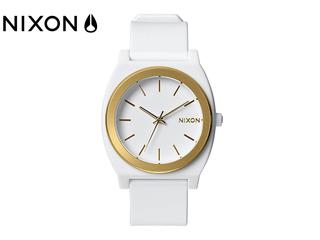 NIXON/ニクソン NA1191297 タイムテラーP ホワイト/ゴールドアノ ユニセックス