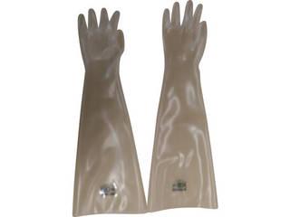 DIA/ダイヤゴム 耐溶剤用手袋 ダイローブH203-60(Mサイズ) DH203-60-M