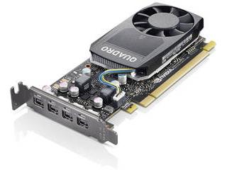 Lenovo レノボ NVIDIA Quadro P620 グラフィックスカード(ロープロファイル搭載) 4X60R60469
