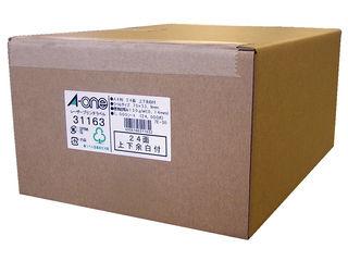 A・one/エーワン レーザープリンタラベル 24面 1000シート入 31163